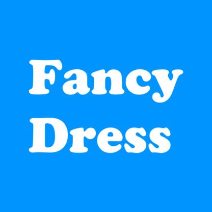 Corgi in Fancy Dress